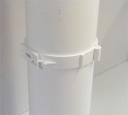 крепление на  вентиляционные трубы д.125; арт.26/runair