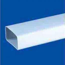 пластиковый короб для вытяжки art.5015(1,5м.п.)