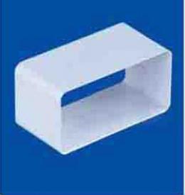 соединитель для короба  55*100 (vents art.515/runair)