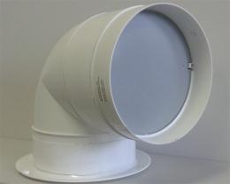 Клапан д.150