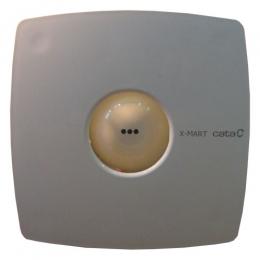 вытяжной вентилятор cata x-mart 10 H(с таймером и датчиком влажности)