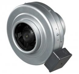 центробежный вытяжной вентилятор airone ВК-125Б/С