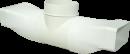 тройник с отверстием д.100 (vents art.531/runair)