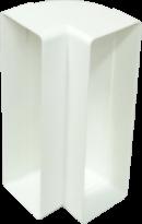 колено вертикальное на короб 60*204 (vents art.8282)