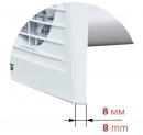 вытяжной вентилятор Вентс 125 С