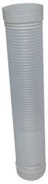 пластиковые гибкие вентиляционные трубы д.150