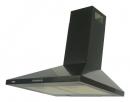 кухонная вытяжка каминного типа germes piramida 60black