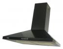 кухонная вытяжка каминного типа germes piramida 50black