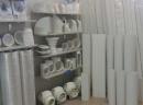 пластиковый короб для вытяжки art.5010 (1м.п.)