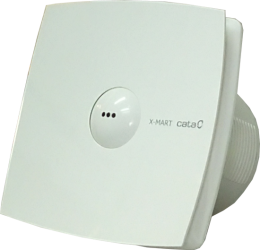 вытяжной вентилятор cata x-mart 10 matic