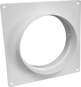 Соединитель с пластиной д.100 (Vents art.151)
