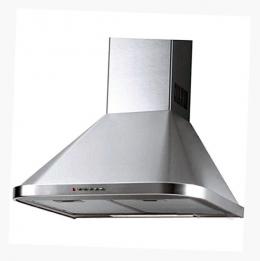 кухонная вытяжка каминного типа Exiteq BORAGINE 600 inox