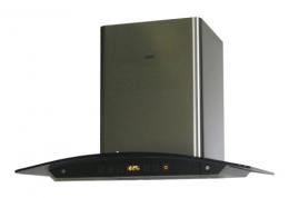 кухонная вытяжка каминного типа grand hc6236a-s sensor inox (Верона)