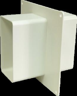 Соединитель с пластиной (Vents art.555)
