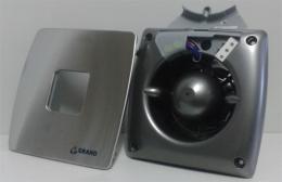 вытяжной вентилятор grand soft 100 standart inox