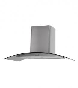 кухонная вытяжка каминного типа grand hc9234a-s