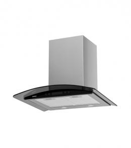 кухонная вытяжка каминного типа GERMES Alt sensor inox