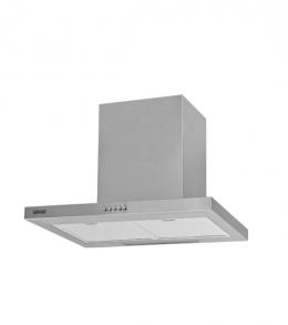 кухонная вытяжка каминного типа grand hc6222a-s