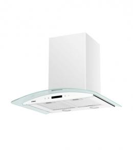 кухонная вытяжка каминного типа GERMES Alt sensor white