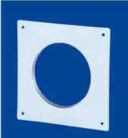 пластина под вентиляционные трубы д.150 (vents art.35)