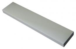 пластиковый короб для вытяжки art.8010 (1м.п.)