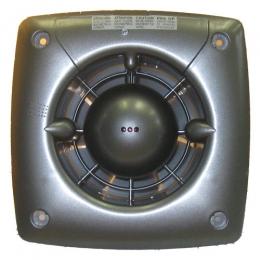 вытяжной вентилятор cata x-mart 10 inox H(с таймером и датчиком влажности)