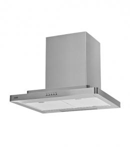 кухонная вытяжка каминного типа grand hc9242a-s