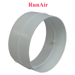 соединитель на вентиляционные трубы д.125 (vents art.212/RunAir)