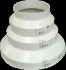 переходник на вентиляционные трубы vents art.211