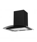 кухонная вытяжка каминного типа GERMES Alt sensor black