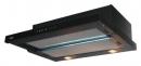 встраиваемая кухонная вытяжка Exiteq retracta 602 tc black