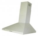 кухонная вытяжка каминного типа germes piramida 50white