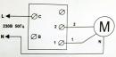 Двухпозиционный переключатель Вентс П2-1-300